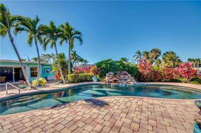 Cape Coral, Fort Myers, Fort Myers Beach, Estero, Bonita Springs, Naples, Sanibel, Captiva Single Family Home For Sale: 925 Dolphin Dr