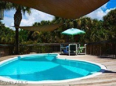 Captiva, Sanibel Single Family Home For Sale: 4561 Oyster Shell Dr