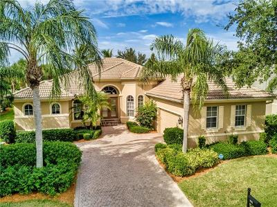 Fort Myers Single Family Home For Sale: 8913 Crown Colony Blvd