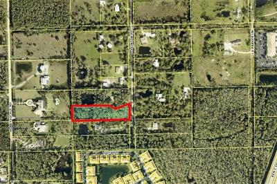 Fort Myers Residential Lots & Land For Sale: 12400 Blasingim Rd