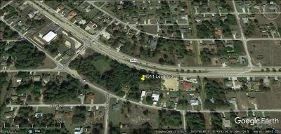 Residential Lots & Land For Sale: 4911 Lee Blvd