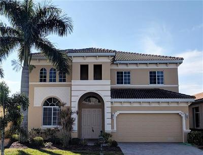 Fort Myers Single Family Home For Sale: 9389 Los Alisos Way