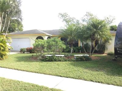 North Fort Myers Single Family Home For Sale: 5923 Sandburg Dr