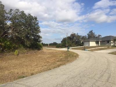 Glades County Residential Lots & Land For Sale: Lanet Ave