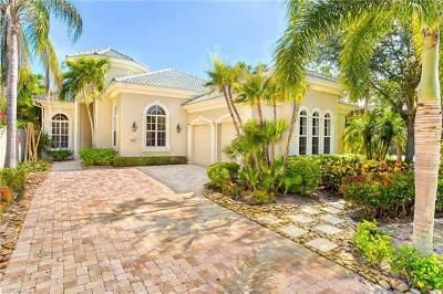 Sanibel Single Family Home For Sale: 5771 Baltusrol Ct