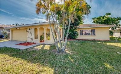 Cape Coral, Fort Myers, North Fort Myers Single Family Home For Sale