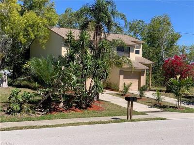 Cape Coral Multi Family Home For Sale: 843/845 SE 10th St