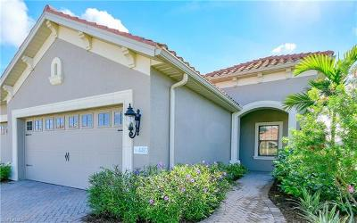 Fort Myers Condo/Townhouse For Sale: 4483 Mystic Blue Way