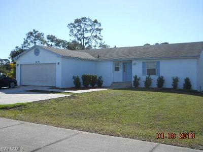 Single Family Home For Sale: 3905 Lee Blvd