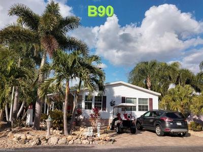 Fort Myers Mobile/Manufactured For Sale: 10031 Willowood Dr