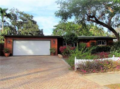 Fort Myers Single Family Home For Sale: 1353 Morningside Dr