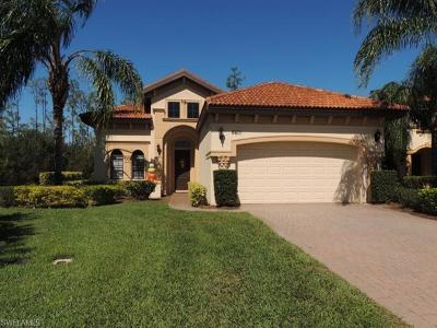 Fort Myers Single Family Home For Sale: 8601 Mercado Ct
