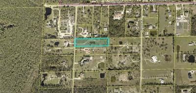 Fort Myers Residential Lots & Land For Sale: 12141 Caisson Ln