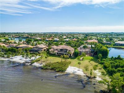 Bonita Springs, Cape Coral, Estero, Fort Myers, Naples Single Family Home For Sale: 11460 Longwater Chase Ct