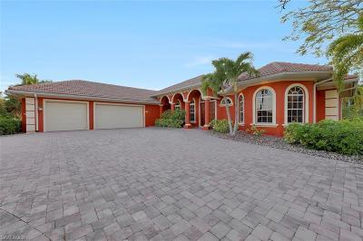 Fort Myers Single Family Home For Sale: 15510 Old Wedgewood Ct
