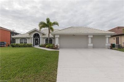 Cape Coral Single Family Home For Sale: 4330 NW 21st St