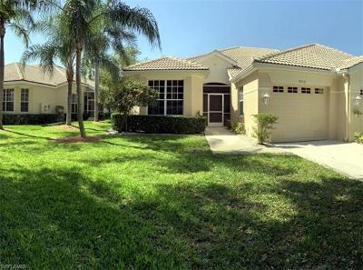 Fort Myers Condo/Townhouse For Sale: 8936 Bristol Bend