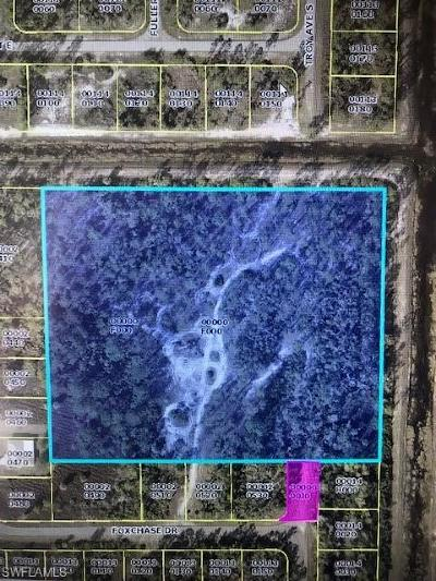 Lehigh Acres Residential Lots & Land For Sale: 673 Foxchase Dr