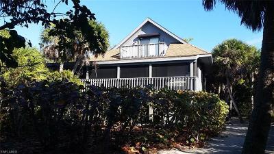 Sanibel, Captiva Single Family Home For Sale: 4461 Harbor Bend Dr