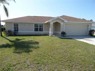 Cape Coral Single Family Home For Sale: 4328 SW 6th Ave