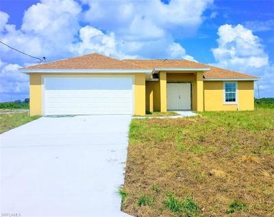 Labelle FL Single Family Home For Sale: $179,900