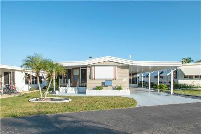 Fort Myers Mobile/Manufactured For Sale: 336 Mattie Ave