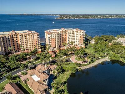 Shores, The Paramount, The Shores Condo/Townhouse For Sale: 14200 Royal Harbour Ct #306