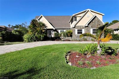 Fort Myers Single Family Home For Sale: 16200 Forest Oaks Dr