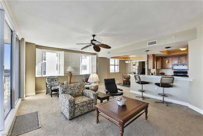 Lee County Condo/Townhouse For Sale: 2104 W First St #1904