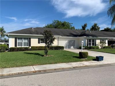 Fort Myers Condo/Townhouse For Sale: 1227 Hazeltine Dr