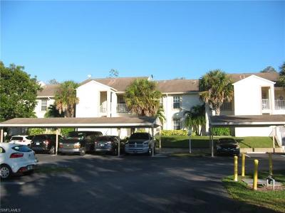 Fort Myers Condo/Townhouse For Sale: 17132 Ravens Roost #2