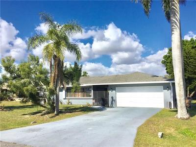 Cape Coral Single Family Home For Sale: 2133 SE 15th Ter
