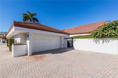 Fort Myers Single Family Home For Sale: 5424 Harbour Castle Dr