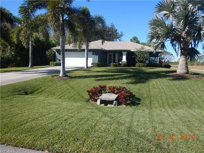 Cape Coral Single Family Home For Sale: 3228 NE 15th Ave