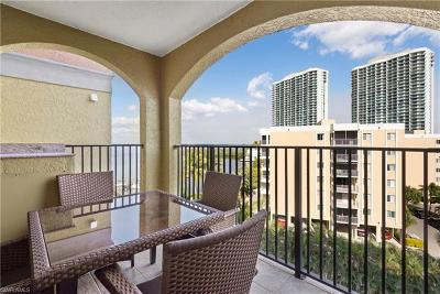 Fort Myers, Fort Myers Beach Condo/Townhouse For Sale: 2825 Palm Beach Blvd #618