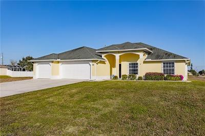 Cape Coral Single Family Home For Sale: 1113 NW 9th Ave