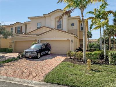 Fort Myers, Fort Myers Beach Condo/Townhouse For Sale: 4100 Cherrybrook Loop