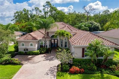 Fort Myers Single Family Home For Sale: 10867 Stonington Ave