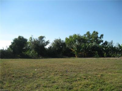 Lee County Residential Lots & Land For Sale: 516 SW 11th Pl