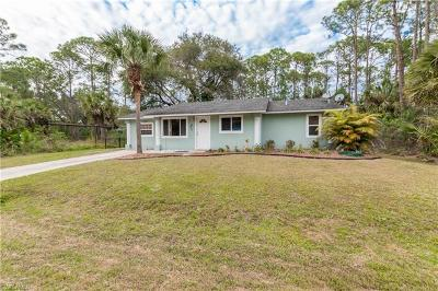 Port Charlotte Single Family Home For Sale: 15090 Rebecca Ave