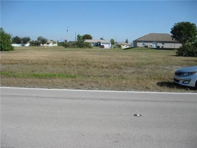 Lee County Residential Lots & Land For Sale: 1613 Nelson Rd W