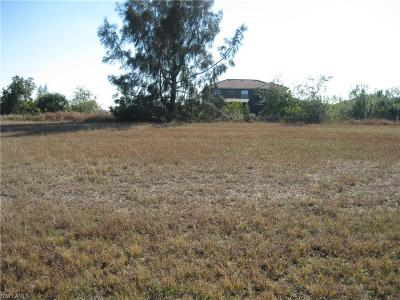 Lee County Residential Lots & Land For Sale: 208 NE 18th St