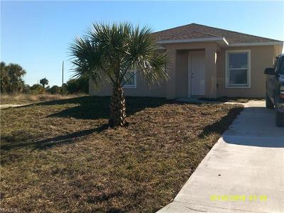 Glades County Single Family Home For Sale: 1086 N Saturn Cir