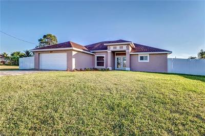 Lee County Single Family Home For Sale: 1822 Trafalgar Pky