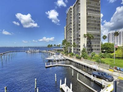 Fort Myers Condo/Townhouse For Sale: 1900 Virginia Ave #201