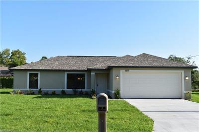 Cape Coral Single Family Home For Sale: 1809 SW 18th Ter