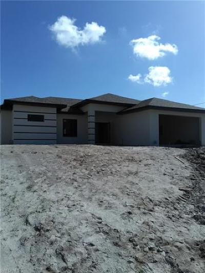 Cape Coral Single Family Home For Sale: 1317 NE 21st Ave