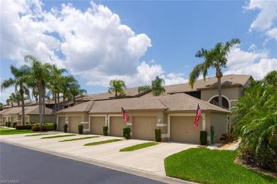 Fort Myers Condo/Townhouse For Sale: 14280 Hickory Links Ct #2022