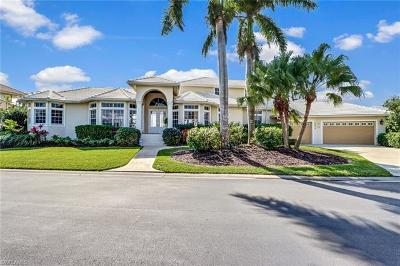 Fort Myers Single Family Home For Sale: 5870 Harborage Dr