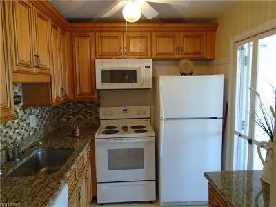 North Fort Myers Condo/Townhouse For Sale: 1109 Tropic Ter